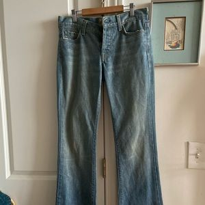 Size 27 7 For All Mankind Bootcut Jeans